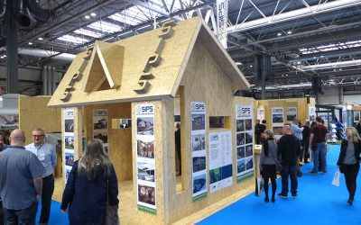 Top Questions Asked About SIPS At The Homebuilding & Renovating Shows 2018